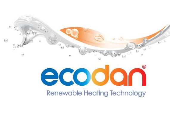 Mitsubishi Ecodan Air Source Heat Pump Logo